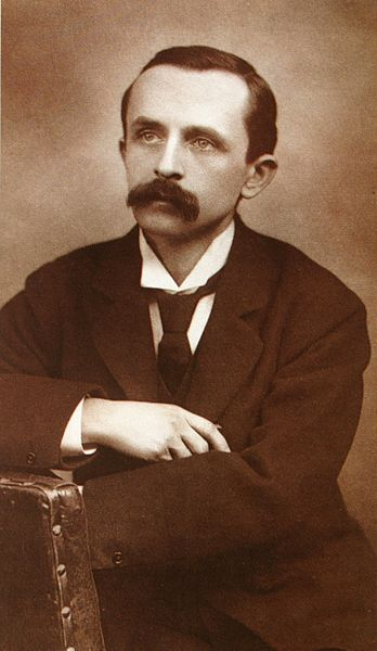 J.M. Barrie suffered several setbacks before penning Peter Pan.