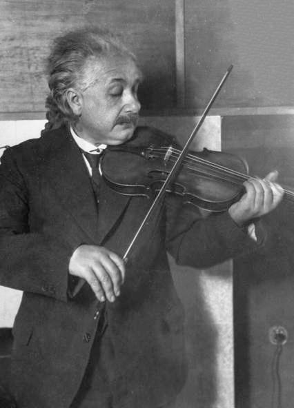 Albert Einstein failed his school entrance exam at age 16.