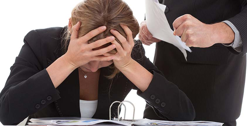 Get Bullying Out of the Workplace