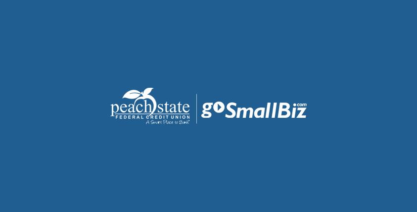 Peach_State_Federal_Credit_Union_and_GoSmallBiz_Partner